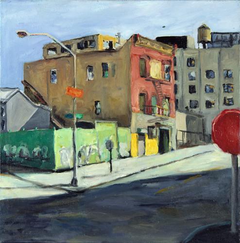 Berry Street - 45x45cm - 1998