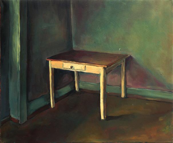 Chez Danielle - 50x61cm - 1994
