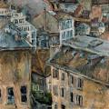 Chez Stephane - 100x100cm - 1995 thumbnail