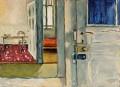 Chez Ursula - 80x100cm - 1995 thumbnail