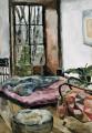 Chez Vivianne °1 - 115x80cm - 1995 thumbnail