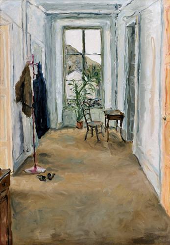 Chez Vivianne °3 - 115x80cm - 1995