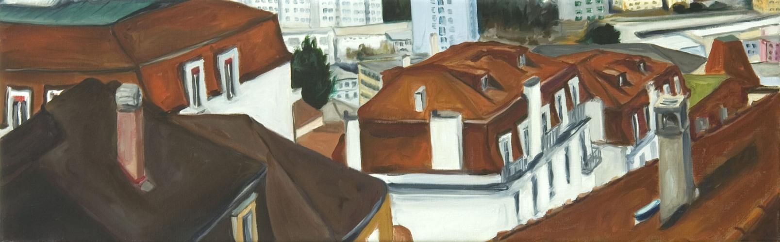 Lausanne °15 - 27x85cm - 2004