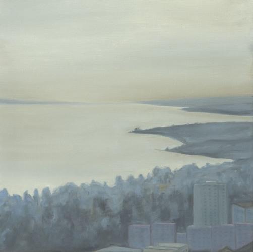 Lausanne °22 - 50x50cm - 2004