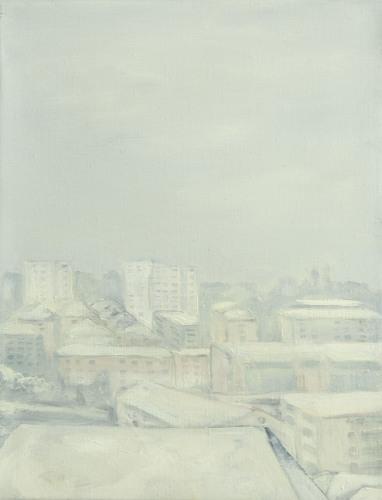 Lausanne °29 - 33x42cm - 2004
