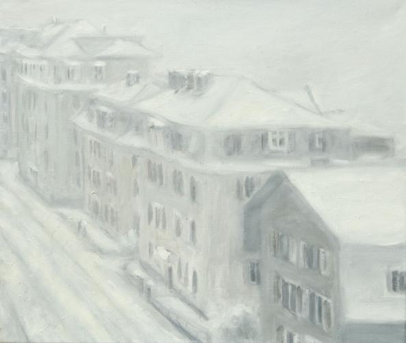 Lausanne °30 - 45x53cm - 2004