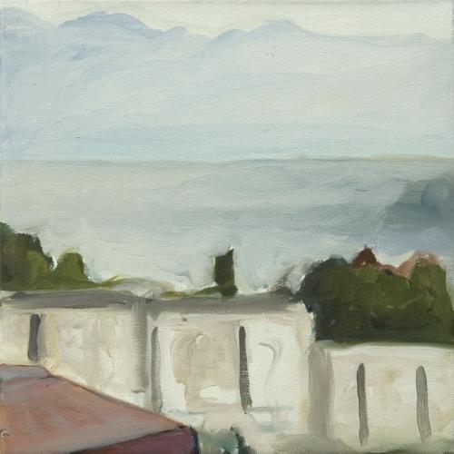 Lausanne °7 - 26x26cm - 2003