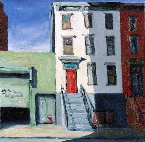 North Street - 38x38cm - 1998
