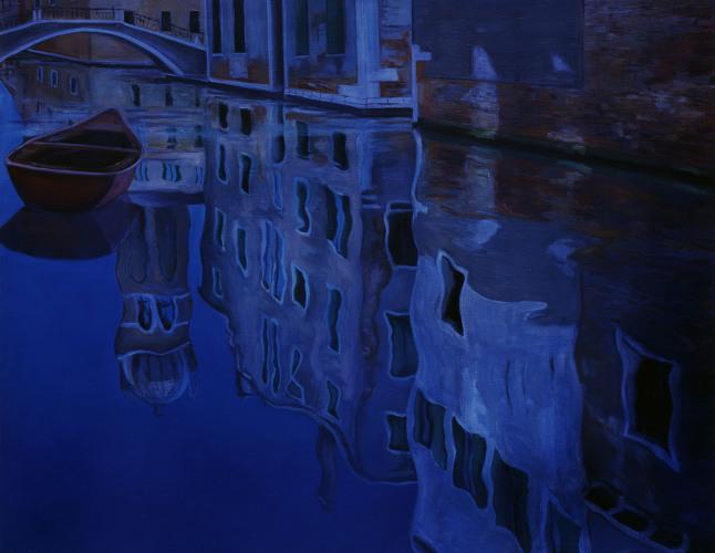 Venezia °1 - 90x115cm - 2007
