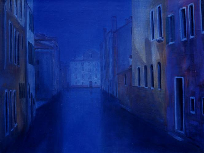 Venezia °18 - 54x70cm - 2007