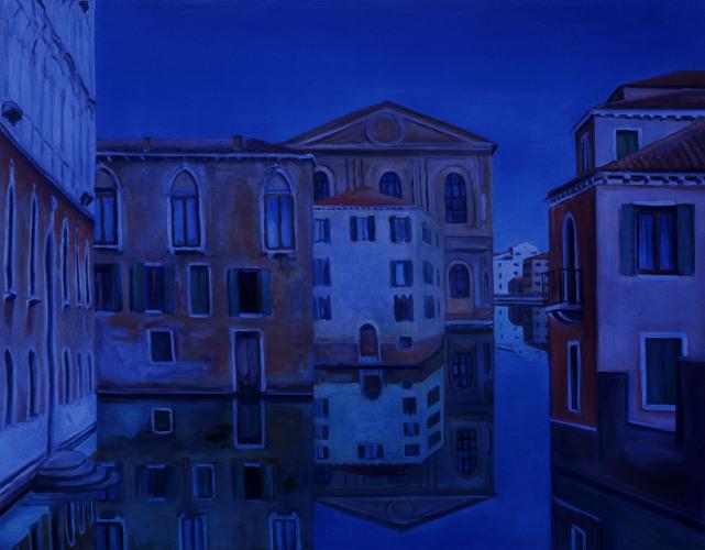 Venezia °2 - 90x115cm - 2007