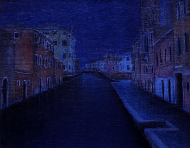 Venezia °25 - 40x50cm - 2007