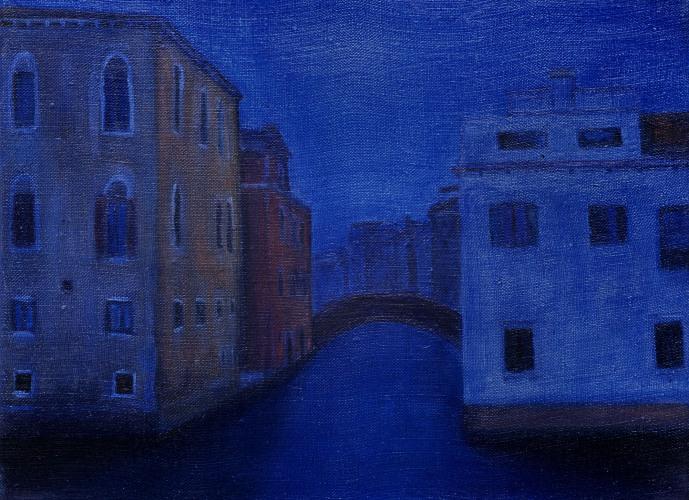 Venezia °36 - 30x40cm - 2007