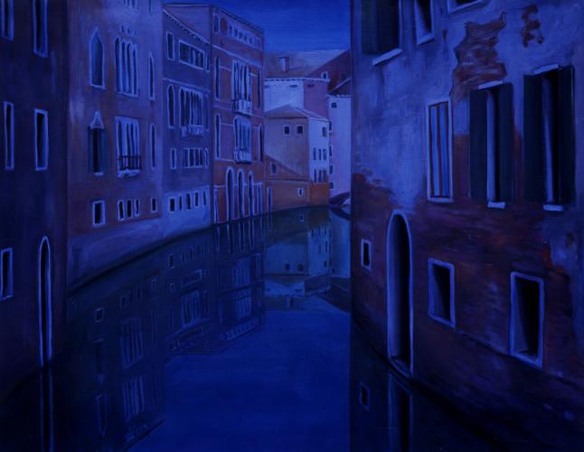 Venezia °4 - 70x90cm - 2007
