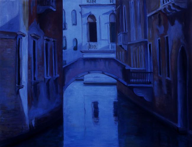 Venezia °5 - 70x90cm - 2007