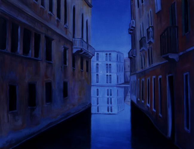 Venezia °6 - 70x90cm - 2007