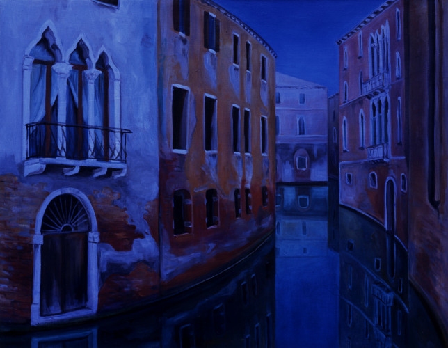 Venezia °9 - 70x90cm - 2007