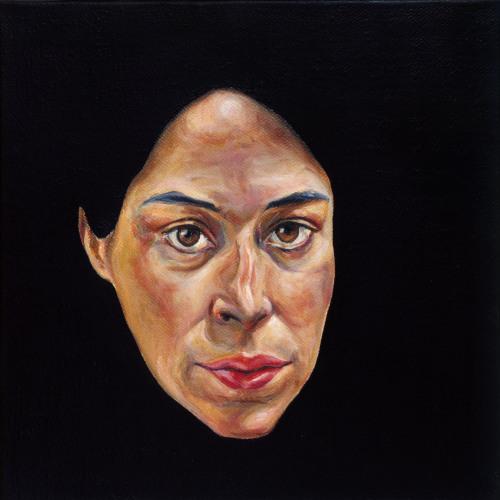 Anne-Sylvie - 61x61cm - 2000-2001