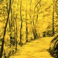 Arbres °3 - 150x150cm -2013 thumbnail