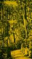 Arbres °7 - 105x190cm -2013 thumbnail