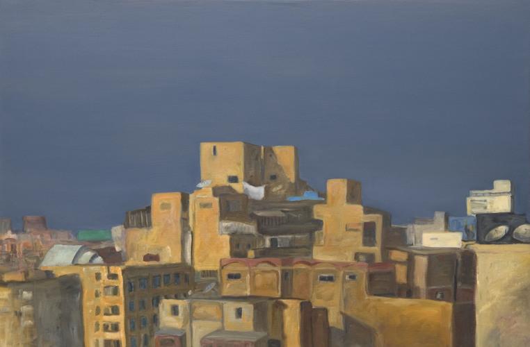 Cairo °10 - 80x120cm - 2005