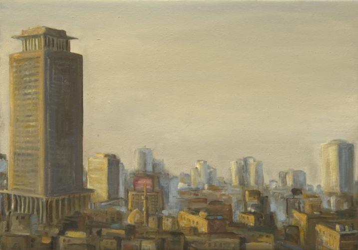 Cairo °11 - 35x50cm - 2005