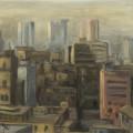 Cairo °13 - 47x47cm - 2005 thumbnail