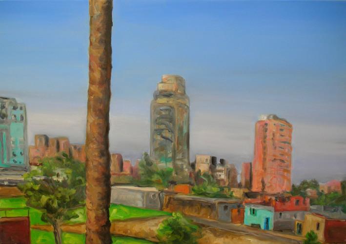 Cairo °15 - 70x100cm - 2005