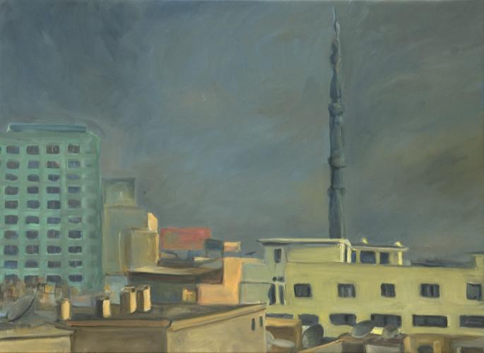 Cairo °7 - 50x68cm - 2005