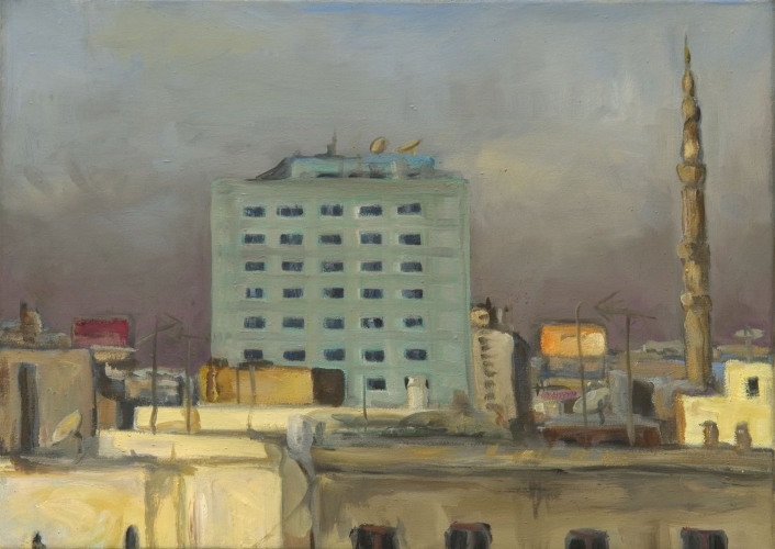 Cairo °9 - 33x46cm - 2005