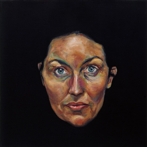 Dominique - 61x61cm - 2000-2001