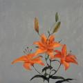 Fleurs °10 - 45x45cm - 2005 thumbnail