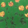 Fleurs °5 - 45x45cm - 2005 thumbnail