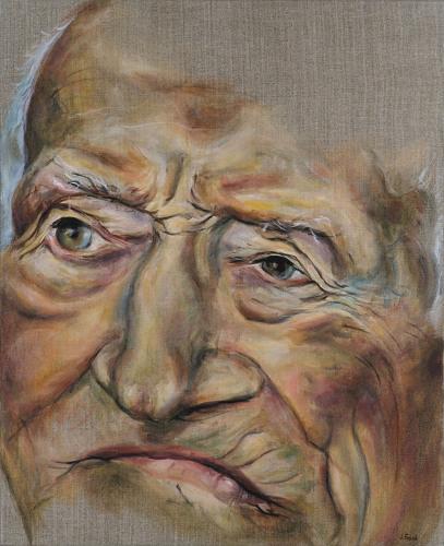 Monsieur Jotterand - 75x61cm - 1998