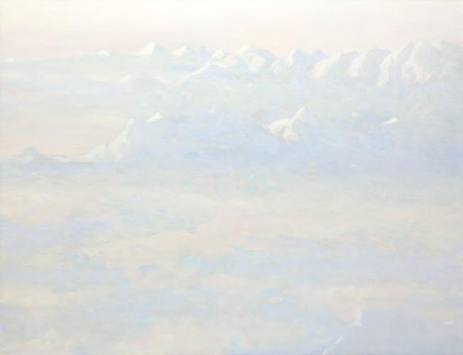 Montagnes °16 - 115x150cm - 2010