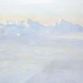 Montagnes °17 - 150x150cm - 2010 thumbnail