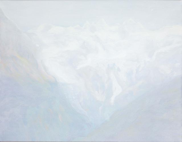 Montagnes °18 - 70x90cm - 2010