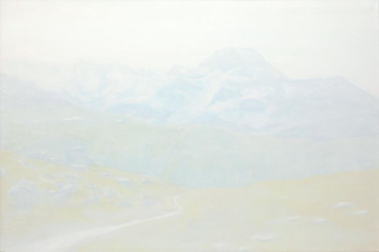 Montagnes °19 - 100x150cm - 2010