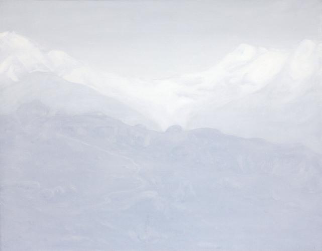 Montagnes °2 - 90x115cm - 2009