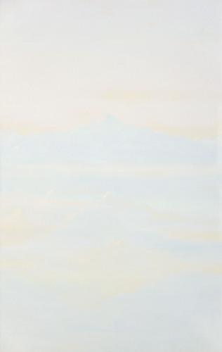 Montagnes °22 - 195x120cm - 2010