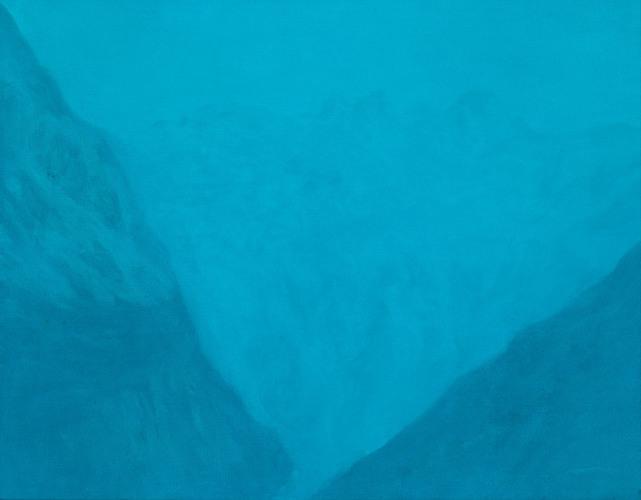 Montagnes °24 - 90x115cm - 2010