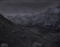 Montagnes °3 - 90x115cm - 2008 thumbnail