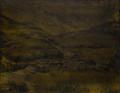 Montagnes °31 - 90x70cm - 2011 thumbnail
