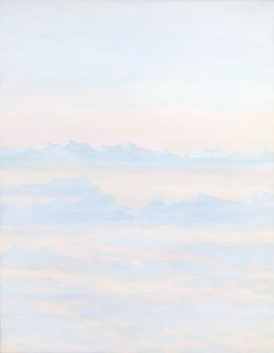 Montagnes °34 - 90x115cm - 2011