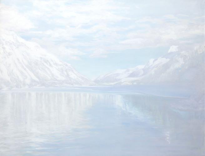 Montagnes °35 - 115x150cm - 2011