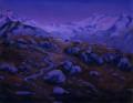 Montagnes °4 - 90x115cm - 2008 thumbnail