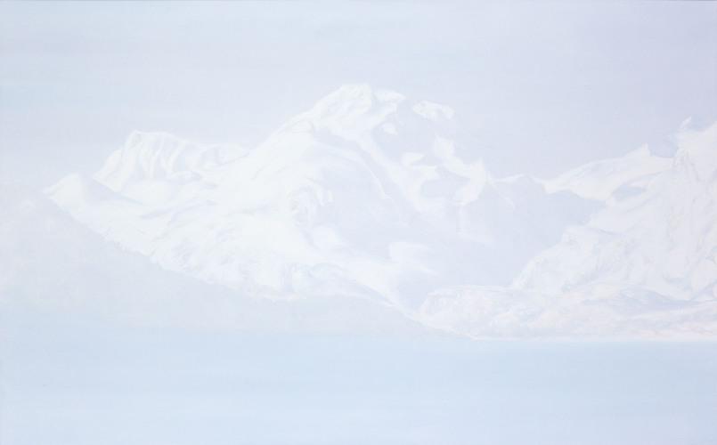 Montagnes °52 - 100x160cm - 2012