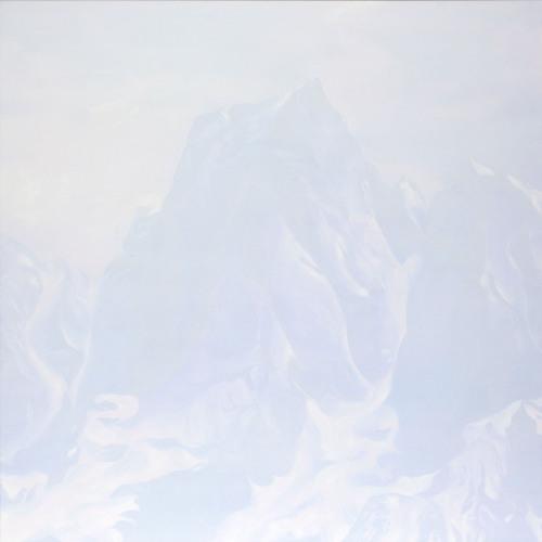 Montagnes °53 - 150x150cm - 2012