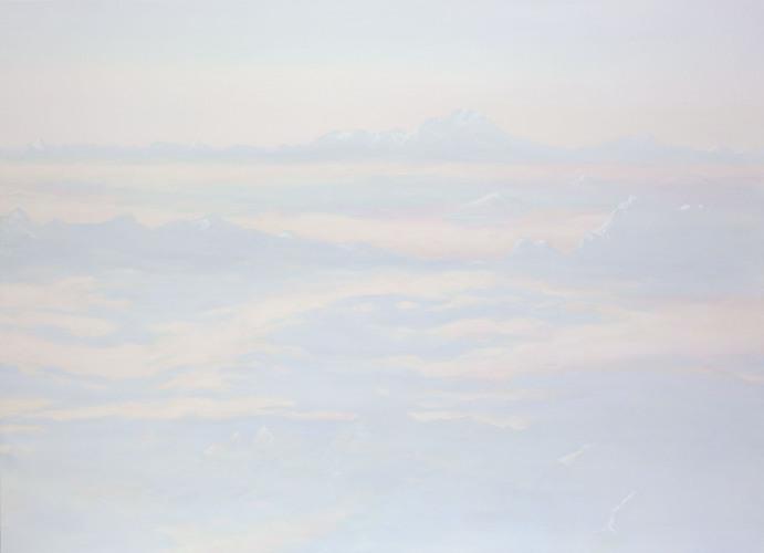 Montagnes °54 - 145x200cm - 2012