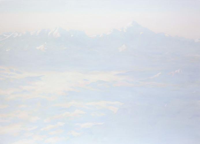 Montagnes °55 - 145x200cm - 2012
